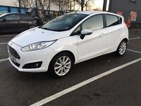 Ford Fiesta, Ecoboost, Low Price & Low Mileage!!!