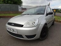 2005 Ford Fiesta 1.2 Style with lots of extras upgrades - MOT 28th Nov 2016