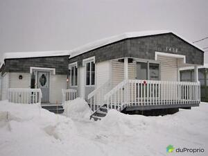 155 000$ - Maison mobile à vendre à St-Nicolas