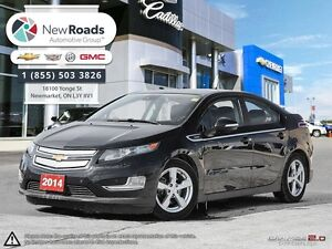 2014 Chevrolet Volt Base ONE OWNER, NO ACCIDENT, NAV, LEATHER...