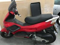 2003 Gilera Runner scooter for sale. Low miles!