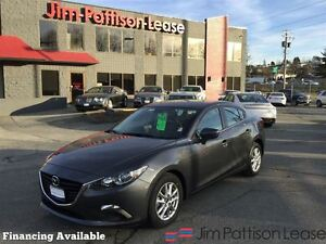 2014 Mazda MAZDA3 GS-SKY w/navi, alloys and more