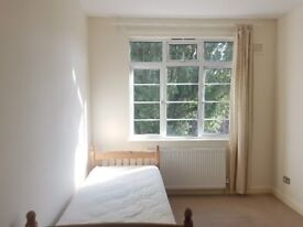 Spacious single room in Finchley Central - from 3rd September