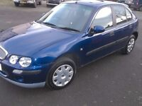 Rover 25 / 5 Door Hatchback /Very Good Driver.