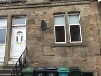 One bedroom Furnished/ Unfurnished Flat Dalziel St Motherwell