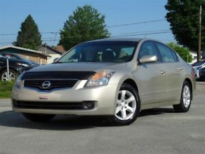 2009 Nissan Altima 2.5 S + MAGS + CRUISE + A/C + SIÈGES CHA
