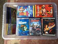 Various DVDs many Disney titles