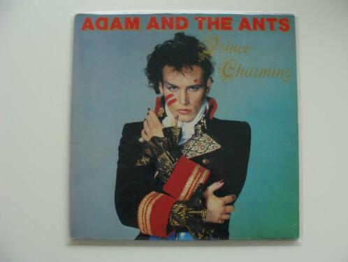 Adam And The Ants ‎– Prince Charming (1981)