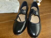 Tap dance shoes for sale - size 5 1/2 - £10