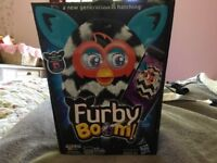 Furby boom for sale hardly used as new