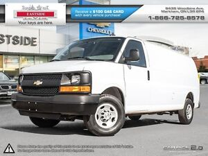 2016 Chevrolet Express 2500 Ext. 2500