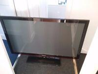 Samsung 50 inch plasma tv ( needs repairing or spares )