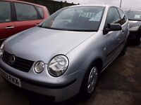 Volkswagen Polo 1.2 S 5dr (a/c) @ £599