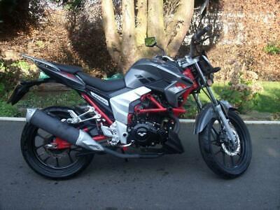 2016 Lexmoto Venom VENOM SE 125 Yamaha MT125 Honda CB125 in stock Commuter