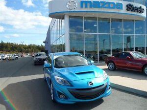 2011 Mazda Mazdaspeed3 Turbo