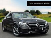 Mercedes-Benz C Class C250 BLUETEC SPORT PREMIUM PLUS (black) 2015-03-31