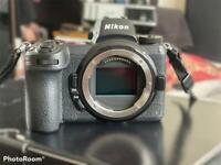 Nikon z6 Full Frame Camera & FTZ Adopter New Condition