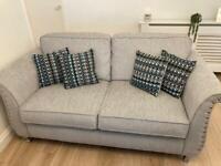 3 seater & 2 seater sofa