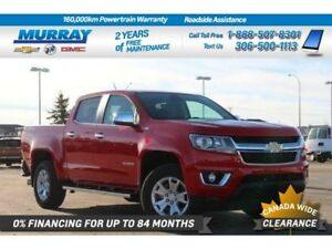 2018 Chevrolet Colorado LT*REMOTE START,HEATED SEATS,REAR CAMERA