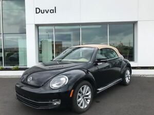 2015 Volkswagen Beetle Convertible HIGHLINE - CONVERTIBLE * CUIR