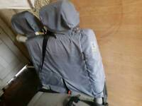 td5 transporter twin front seat