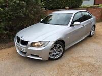 2006 56 BMW 318 D M - SPORT (137,000 MILES) *6 SPEED* NEW MOT! ALLOYS JUST REFURBISHED! PX?