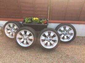 BMW E90 Alloy Wheels