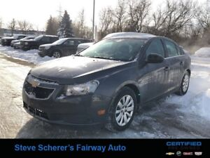 2011 Chevrolet Cruze LS AUTOMATIC TRANSMISSION