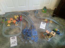 3 x CHUGGINGTON Train Sets & Extras