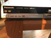 PANASONIC HDD-DVD RECORDER (DMR-EH50) EXCELLENT CONDITION
