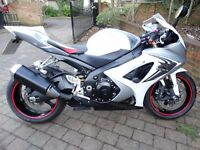 GSXR 1000 K8, You will not fault this bike, it has been well looked after.