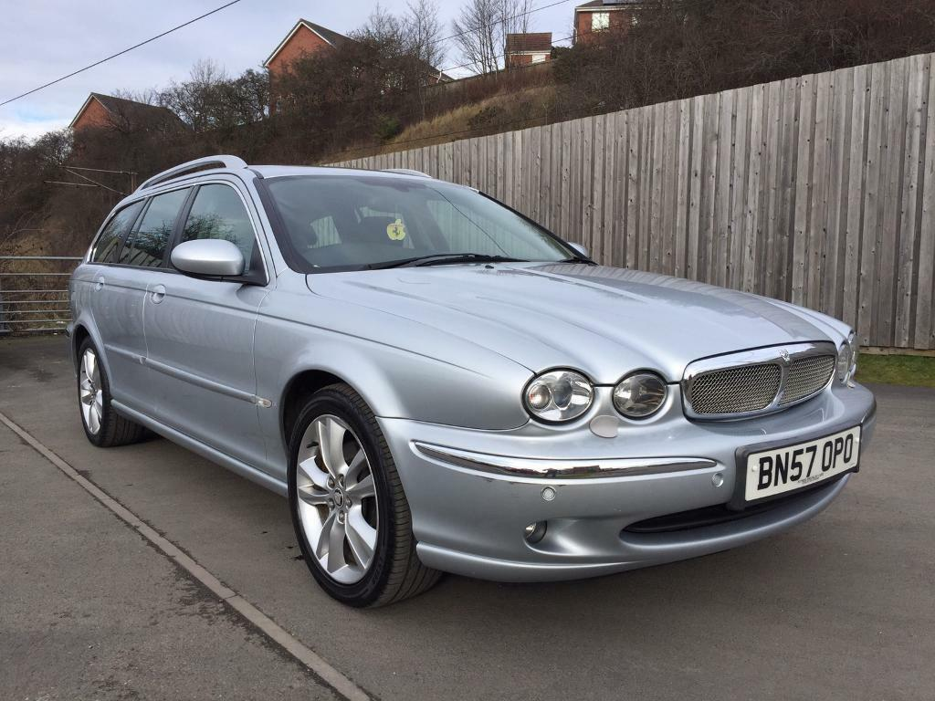 jaguar x type 2 2td sovereign top spec full history. Black Bedroom Furniture Sets. Home Design Ideas