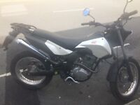 this derbi senda citycross 125 in top conditions and very low milage 3 months warranty