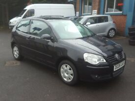 volkswagen polo 1.2 S 3dr 2006