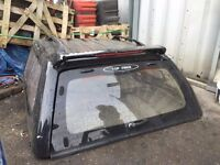 MITSUBISHI L200 CANOPY WITH SPOILER AND SLIDING WINDOWS
