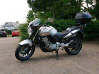 Honda CBF500 ABS with loads of extras