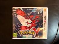 Pokemon Y Game