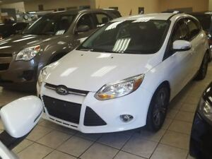2014 Ford Focus SE , Accident free One owner