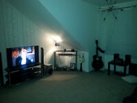 1 bedroomflat in dunfermline for exchange