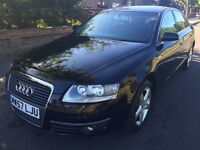 Black ALDI A6 2.0L TDI - Excellent Condition. Full Service History