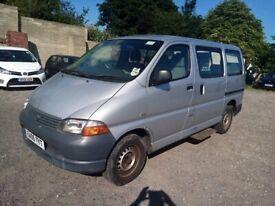Toyota Hiace 280 SWB 10 seater minibus