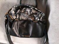 Ted baker handbag and purse
