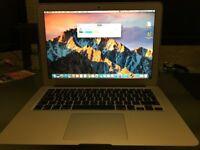 Macbook Air 13 inch 2015 Model i5 8gb RAM 128gb SSD