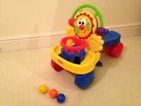 Fisher Price Walker & Ride-on toy