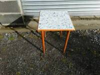Mosaic coffee or side table