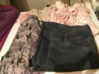 Bundle of Ladies Clothes Size 10