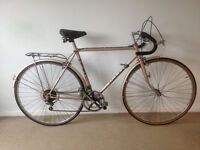 VIntage Road Bike. Coventry Eagle. British made classic