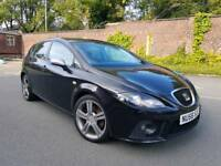 SEAT LEON FR CR TDI 2007 GENUINE MILEAGE GREAT EXAMPLE VERY RELIABLE DRIVE AWAY TODAY