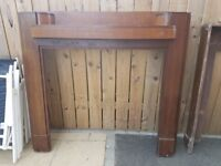 Original 1940s fireplaces - from house in East Belfast