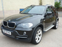 2008 BMW X5 3.0 D SE 5d AUTO 232 BHP *SUN ROOF * FULL SERVICE RECORD * REVERSE PARKING CAMERA